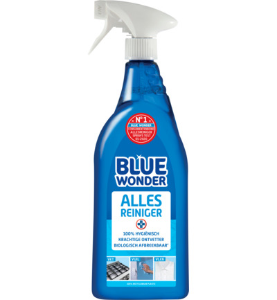 Allesreiniger spray