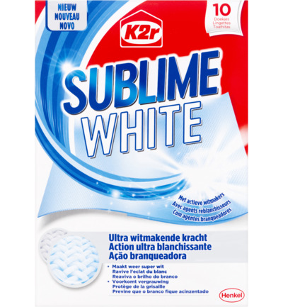 Sublime white