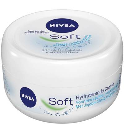 Nivea soft pot