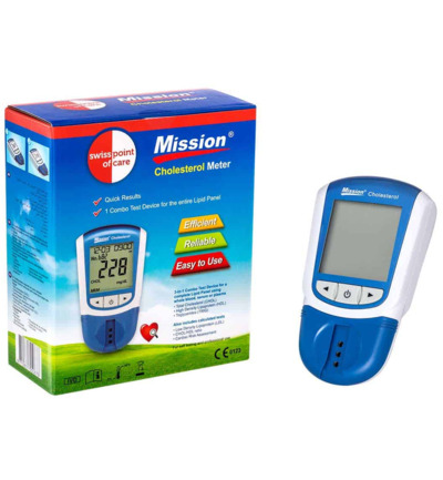 Cholesterolmeter 3 in 1