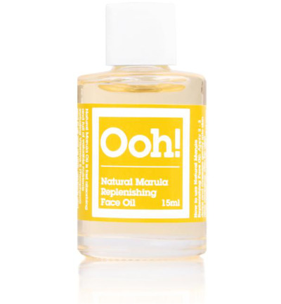 Marula face oil vegan
