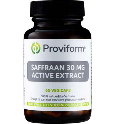 Saffraan 30 mg active extract