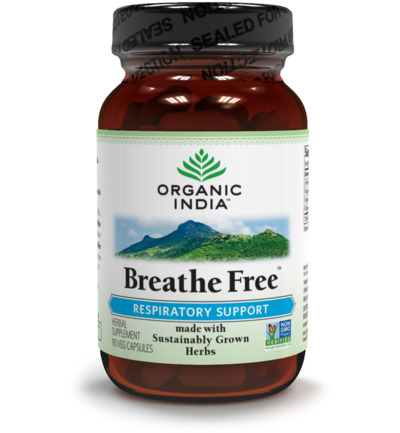 Breathe free bio caps