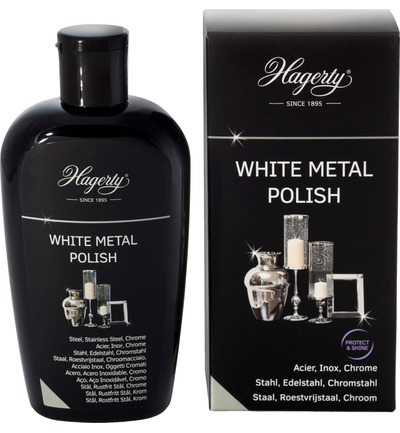 White metal polish