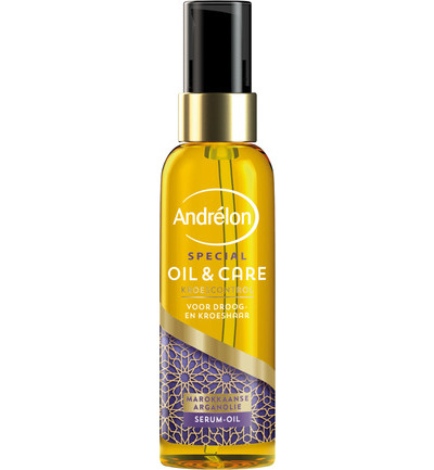 Special serum oil & care