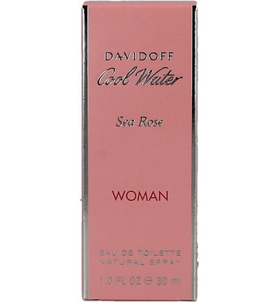 Cool water sea rose eau de toilette