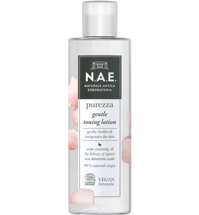 Purezza toning lotion