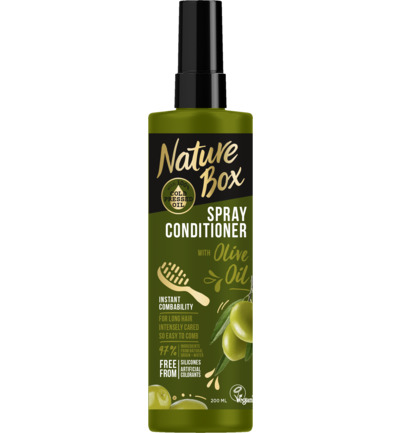 Conditioner spray olive
