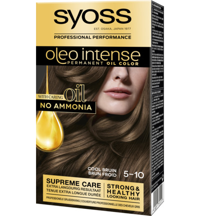 Color olea 5-10 cool brunette