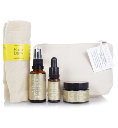 Travelset francincense facial