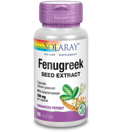 Trigonella fenegriek extract 350 mg