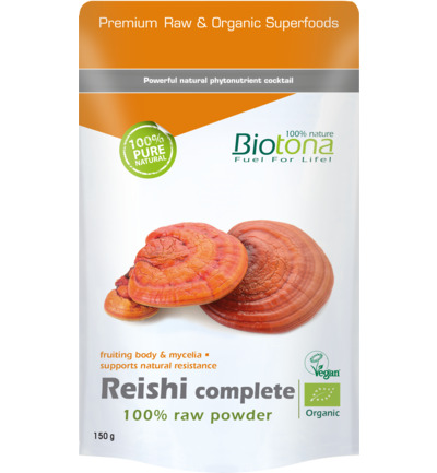 Reishi complete raw