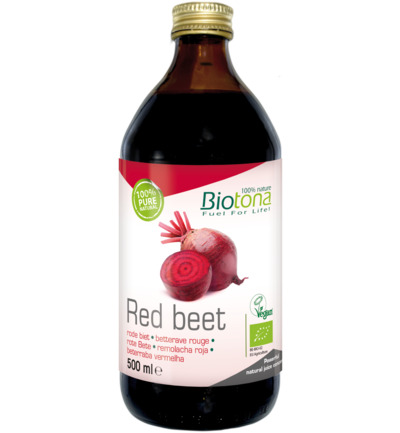 Red beet concentrate