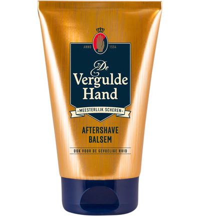 Vergulde Hand Vergul hand after shave bals 100ml