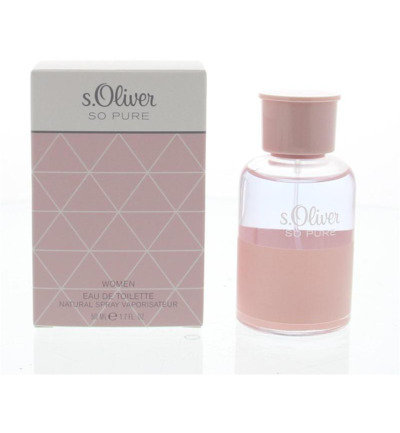 S. Oliver So Pure Women Eau De Toilette