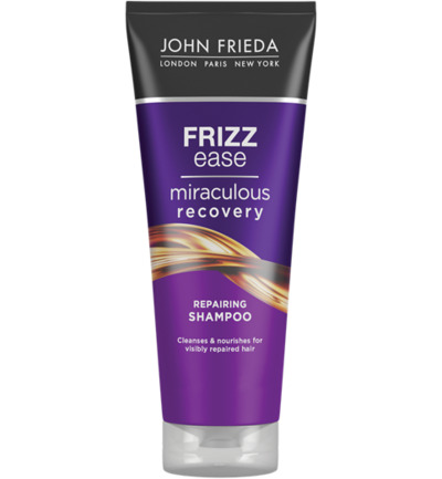 Frizz ease shampoo miraculous recovery