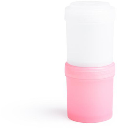 Herostorage 100 ml roze/wit