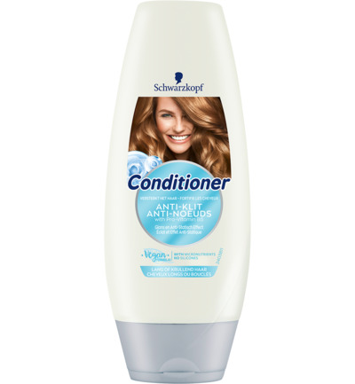 Conditioner anti klit
