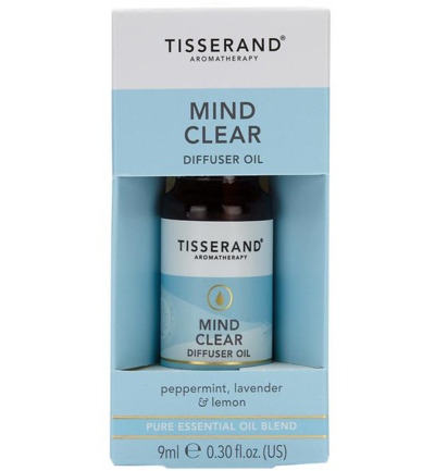 Diffuser oil mind clear