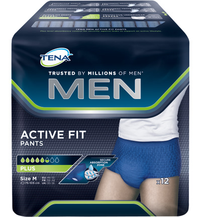 Men active fit M