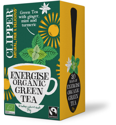 Energuse green tea