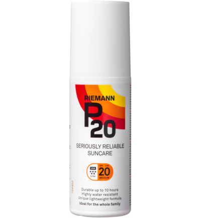 Once a day lotion SPF20