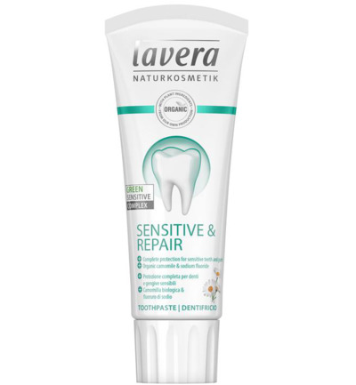 Tandpasta/toothpaste sensitive & repair
