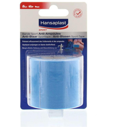 Sport tape anti blaar