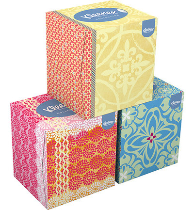 Collection tissues