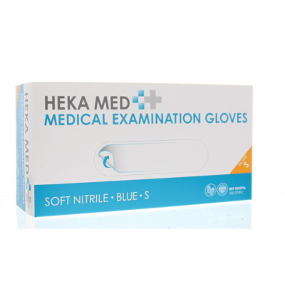 Medical gloves soft nitrile S
