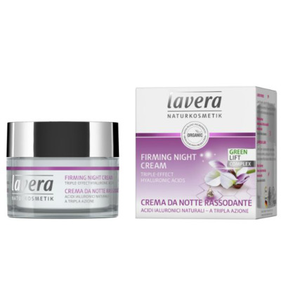 Nachtcreme/night cream firming karanja
