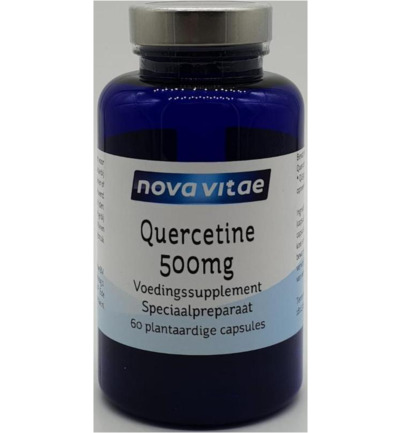 Quercetine 500 mg puur 100%