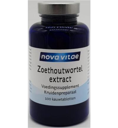 Zoethoutwortel extract DGL