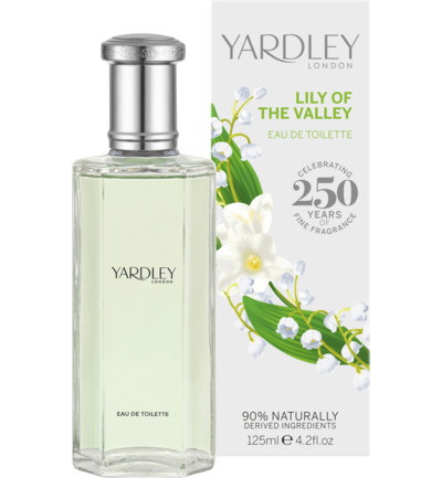 Lilly of the valley eau de toilette female