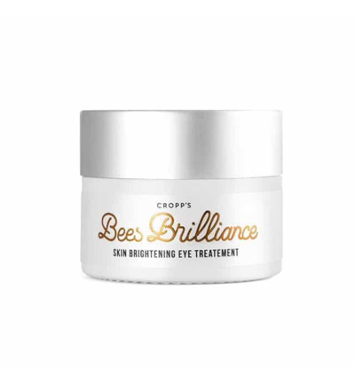 Skin brightening eye cream