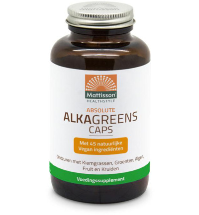 Absolute Alkagreens capsules 540 mg