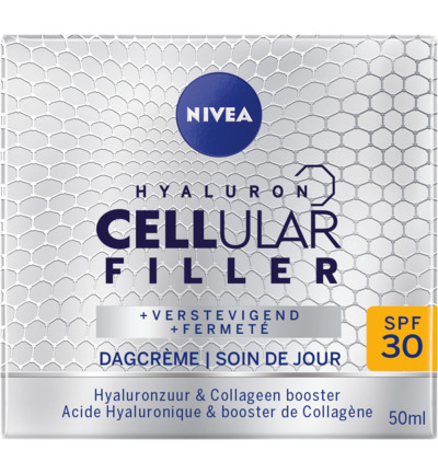 Hyaluron cellular dagcreme anti age