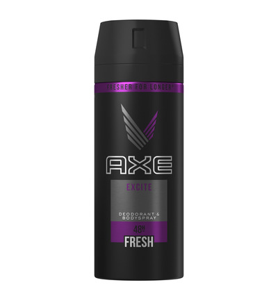 Deodorant bodyspray excite