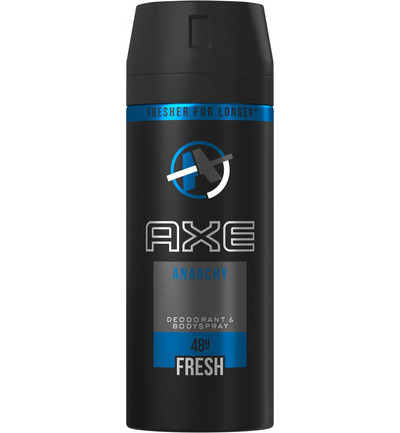 Deodorant spray anarchy for him