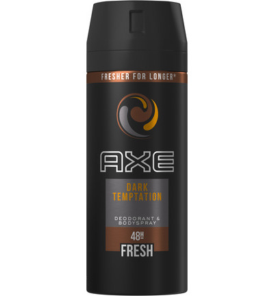 Deodorant spray dark temptation
