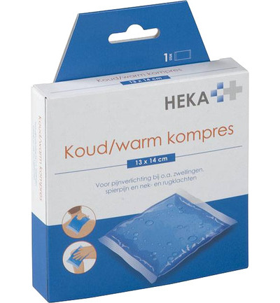 Image of Heka Cold/hot Pack 13 X 14 Cm (1st)