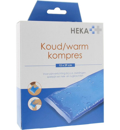 Image of Heka Cold/hotpack 12 X 29 Cm Large (1st)