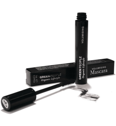 Mascara volume zwart