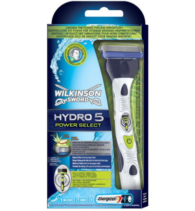 Hydro 5 power select apparaat