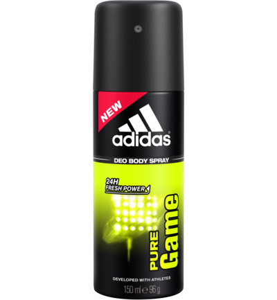 Men deodorant spray pure game