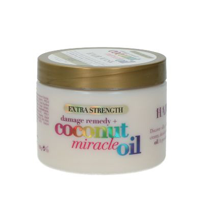 Masker coconut miracle oil