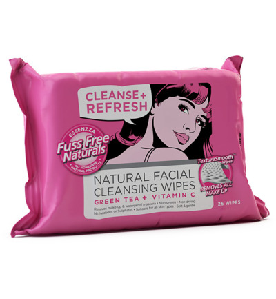 Face wipes C+ moisterise