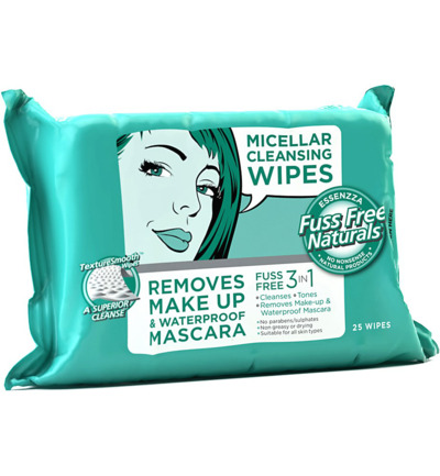 Face wipes C+ micellar