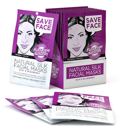 Face mask refresh revive
