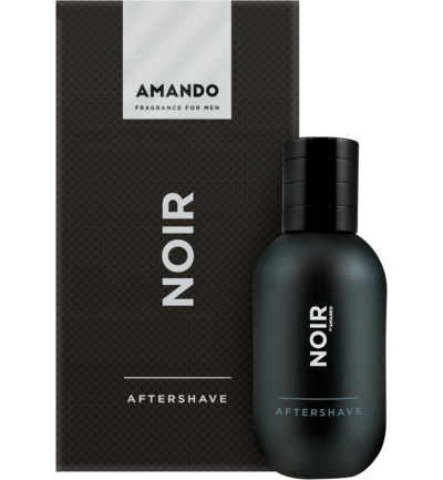 Noir aftershave
